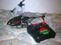 Venom ozone 3 rc helicopter works great just never use
