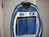 Xlrg Vento Motorcycle Jacket, In great condition!
