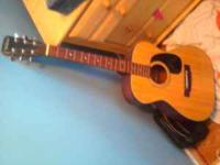 I have a beautiful guitar i hate to part with it but i