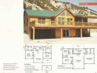 WE HAVE FOR SALE A VERY NICE LOG HOME PACKAGE FOR