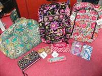 New with Tags never used Backpacks $75 each NWT Twirly