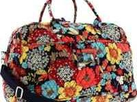 BRAND NEW vera bradley grand traveler bag. The Pattern