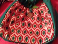 Authentic Vera Bradley. Bought for $40. Costing $10. In