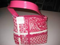 This is a Vera Bradley Sweet Tote, New With Tags,