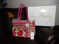 I have 2 Vera Bradley bags for sale. One is brand new
