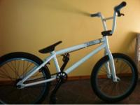Verde Vex Professional Bmx bike. Pretty good condition