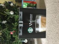 I HAVE A VERISMO 600 BRAND NEW IN THE BOX. MAKES