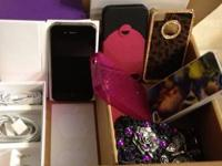32gb Verizon iPhone in real good condition. It comes