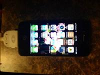 Verizon IPhone 4 16gb   $100  No problems with it,