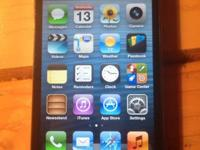 Today you are looking at an IPhone 4 32GB    from