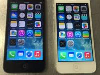 I have 2 exceptional condition Verizon iPhone 5's. Both