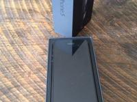 I have a brand new Verizon iPhone 5 32GB in black,
