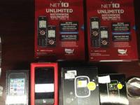 Up for Auction in our Prepaid Phone selection is new in
