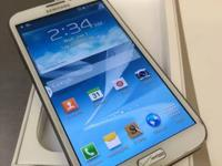 Verizon Samsung galaxy note 2 16gb new phone is come w