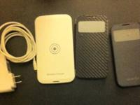 Verizon Samsung Galaxy S4 w / Wireless Charger (and