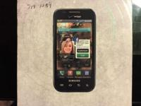 I have a used Verizon Samsung Fascinate 3G Smart Phone.