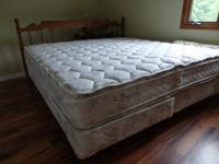 Fantastic cost !!  Verlo Mattress set with Headboard