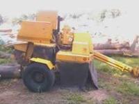 VERMEER STUMPGRINDER MODEL 665B 65HP PERKINS DIESAL