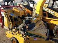 Vermeer BC600XL Brush Chipper Vin # - 1VR22 Model --