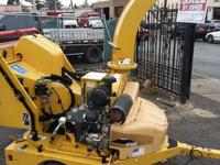 Vermeer Wood Chipper BC600XL 4831 Hours Goldstar