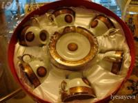 Medusa style porcelain coffee /cappuchino/espresso cups