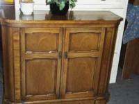 Very Attractive wooden wall cabinet....perfect as a