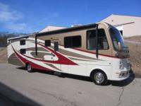 VERY CLEAN 2008 DAMON CHALLENGER 376 MOTORHOME WITH