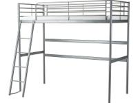 Type:Kids RoomsType:Bunks From Ikea, great for extra