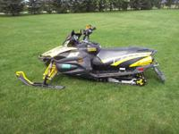 first I have a 2007 yamaha rtx supercharger pat hauck