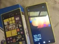 I have a brand new Nokia lumia 1520 for sell Ive had it