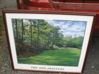 QUITE NICE ... The 2000 Masters ... The 13th Opening at