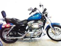 Showroom Condition! Vance and Hines pipes, detachable