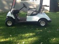 Very nice 2009 Yamaha drive with a 11.5 hp Yamaha motor
