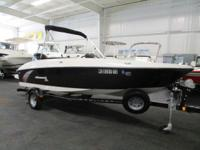 VERY NICE 2014 BAYLINER ELEMENT XL WITH ONLY 16 ENGINE