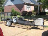 I am selling my 5 X 14 Utility Trailer that will haul