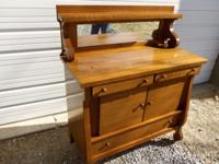 Excellent - Dinning Buffet, Vintage/Antique, With