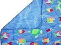 Olive Kids Somethin Fishy Bedding Set Bed in a Bag plus