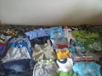 I have lots of boy cloths size 12-24 months. great
