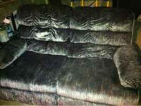 This love seat is in good shape very comfortable cash