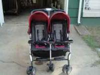 Combie Double Stroller in Excellent Condition! I bought
