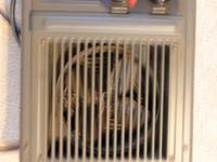Excellent - Duracraft Electric Heater - Looks & Works