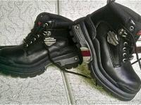 Very nice pair of Genuine Harley Davidson Boots...ONLY