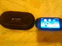 I have a really nice PlayStation Vita no scratches on