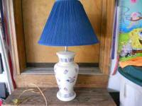 This is a very nice retro lamp. I have no place for it.