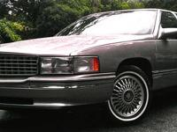 I am posting this super clean 1995 Cadillac Sedan