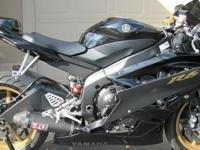 here is a 2006 Yamaha YZF-R6 with only 19,563 miles!