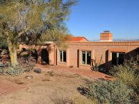 Very nicely remodeled adobe brick home situated on 1.6