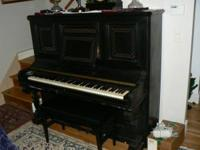 I really don't want to sell this piano but I will be