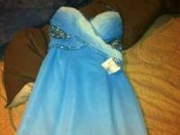 very beautiful prom dress or for any special