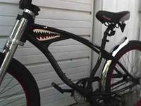 Greetings, I am selling my Sharkfire bicycle. It's in